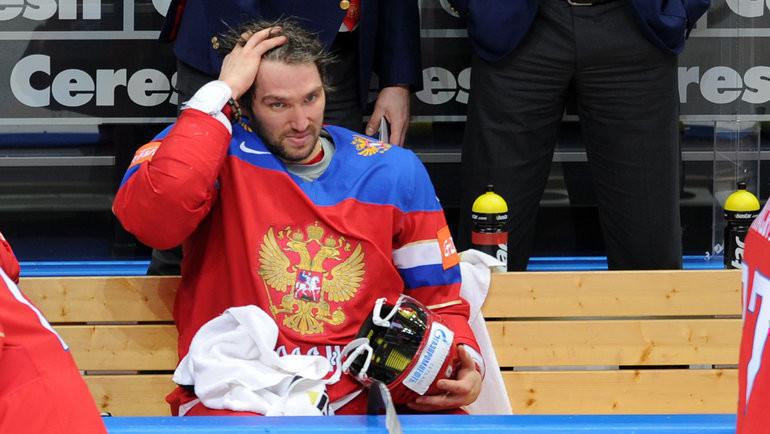 Александр Овечкин. Фото Алексей Иванов, «СЭ»