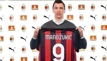 «Милан» небудет подписывать новый контракт сМанджукичем