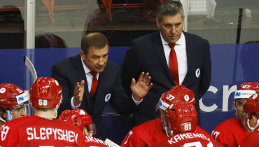 Валерий Брагин (слева). Фото Reuters
