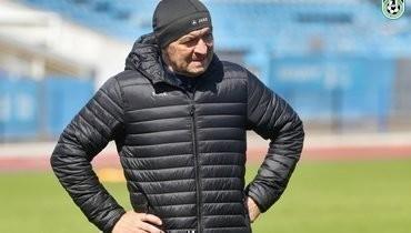 Юрий Газзаев покидает «Шинник»