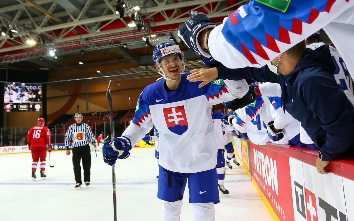 «Отличная игра, фантастический результат». ВСловакии празднуют сенсационную победу над Россией