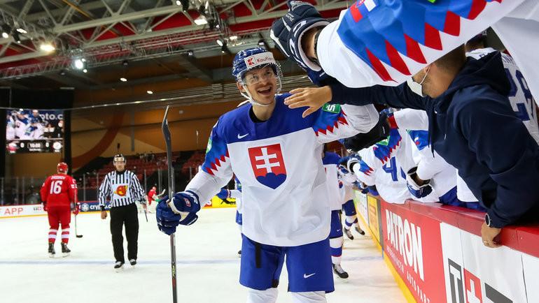 24мая. Рига. Словакия— Россия— 3:1. Фото IIHF