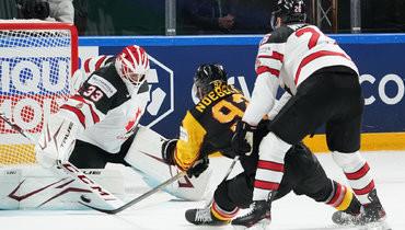 Сборная Канады сенсационно проиграла Германии наЧМ-2021.