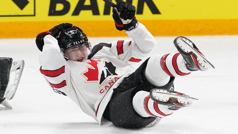 24мая. Рига. Германия— Канада— 3:1. Фото IIHF