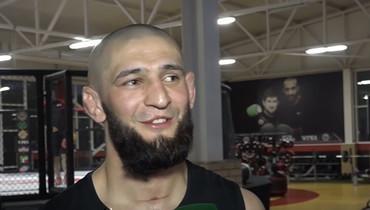 Хамзат Чимаев— ошраме нашее: «Сделали операцию, половину щитовидки убрали»