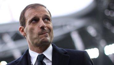 Аллегри отказывается отобщения сдругими клубами, пока недождется решения «Реала»