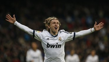 Модрич нагод продлил контракт с «Реалом»