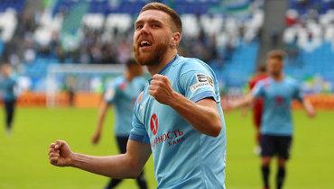 Нападающий «Крыльев Советов» Иван Сергеев признан лучшим футболистом сезона вФНЛ