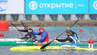 21мая. Барнаул. Утренние заезды. Фото Виталий Уланов, Алтайский спорт