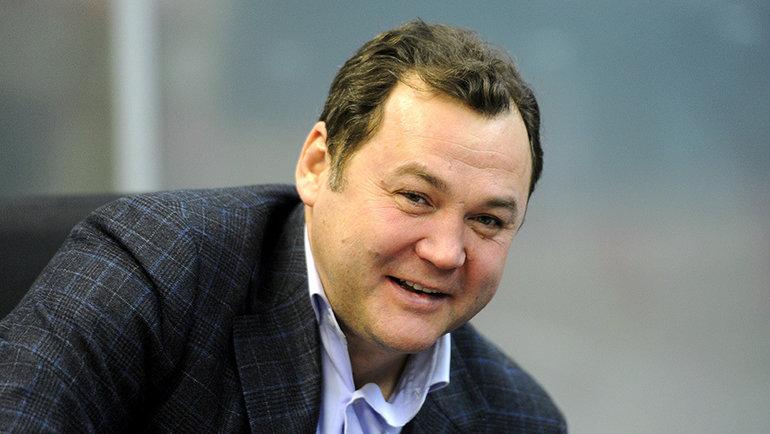 Рафик Якубов. Фото photo.khl.ru