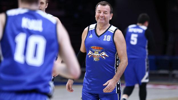 Сергей Кущенко. Фото Единая лига ВТБ