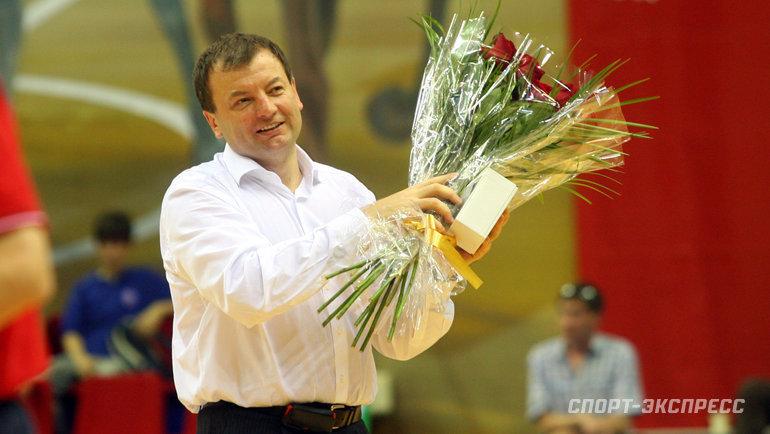 Сергей Кущенко. Фото Алексей Иванов, -