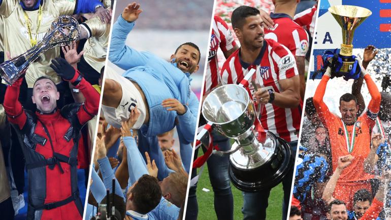«Зенит», «Манчестер Сити», «Атлетико», «Интер».