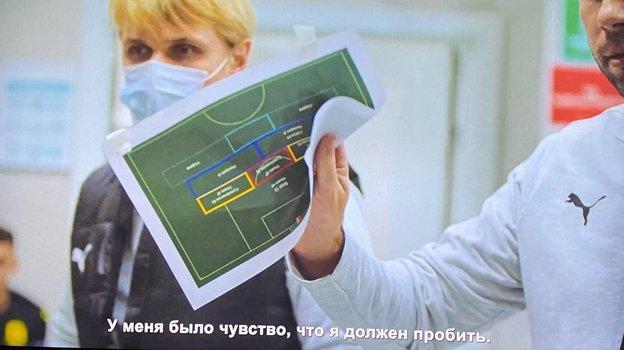 Интервью Галицкого иорущий матом Мусаев. Что показали вфильме опервом сезоне «Краснодара» вЛЧ