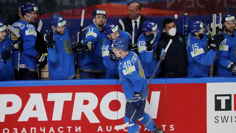 26мая. Казахстан— Германия— 3:2. Фото AFP