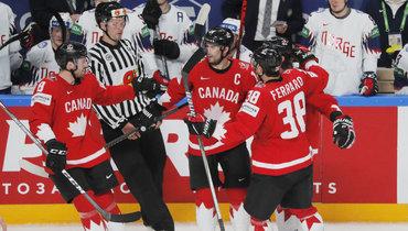 26мая. Рига. Канада— Норвегия— 4:2.