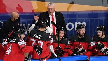 Сборная Канады одержала только одну победу вчетырех матчах ЧМ-2021.