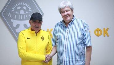 Бердыев стал советником председателя наблюдательного совета «Кайрата»