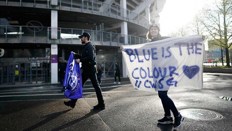 Фанаты «Челси» и «Манчестер Сити» подрались в Порту. Фото Reuters