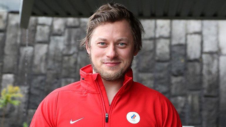 Владимир Тарасенко приехал помогать сборной России. Фото ФХР
