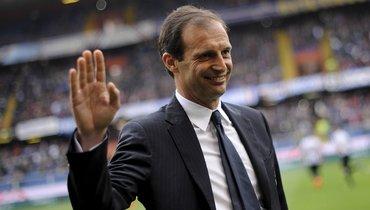 Массимилиано Аллегри возглавил «Ювентус» спустя 2 года после ухода изклуба