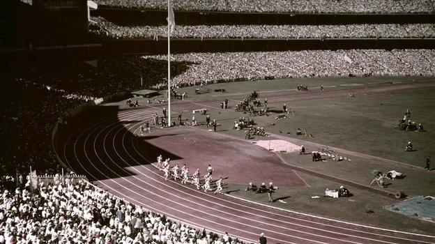 ОИ-1956 вМельбурне.