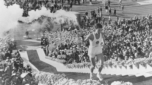 ОИ-1964 вТокио.