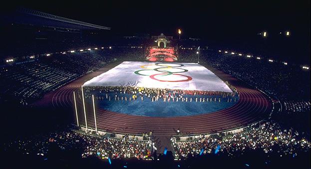 ОИ-1992 вБарселоне.