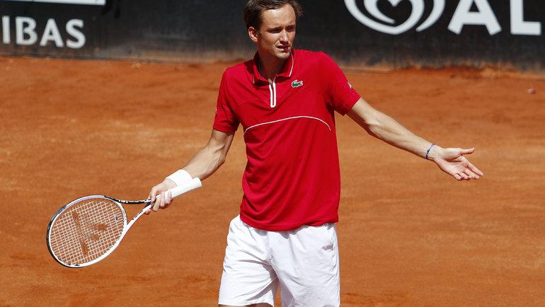 Даниил Медведев. Фото Reuters