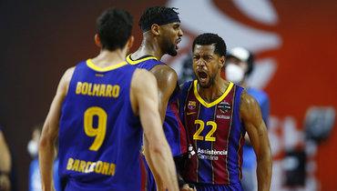 «Барселона» переиграла «Милан» вполуфинале Евролиги