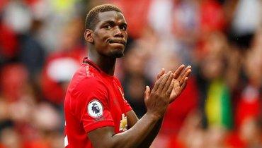 Погба готов покинуть «Манчестер Юнайтед» после чемпионата Европы