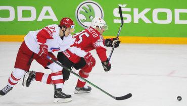 Каменский: «Если Россия будет играть всвой хоккей, тоникто непомешает ейвзять золотоЧМ»