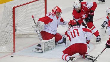 Двукратный олимпийский чемпион Кравчук высказался опобеде России над Швейцарией