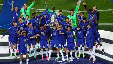 29мая. Порту. «Манчестер Сити»— «Челси»— 0:1. Кубок— у «синих».
