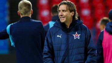Юран останется напосту главного тренера «СКА-Хабаровска»
