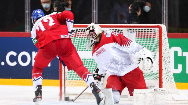 31мая. Чехия— Дания— 2:1Б. Фото IIHF