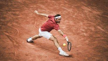 Федерер обыграл Истомина впервом раунде Roland Garros