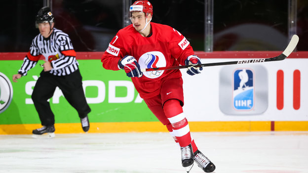 Дмитрий Орлов. Фото IIHF