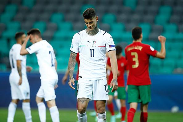 Португалия— Италия— 5:3. Фото УЕФА