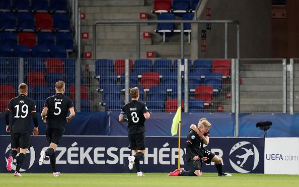 31мая. Молодежное Евро-2021. Дания— Германия— 2:3 ПП. Фото УЕФА