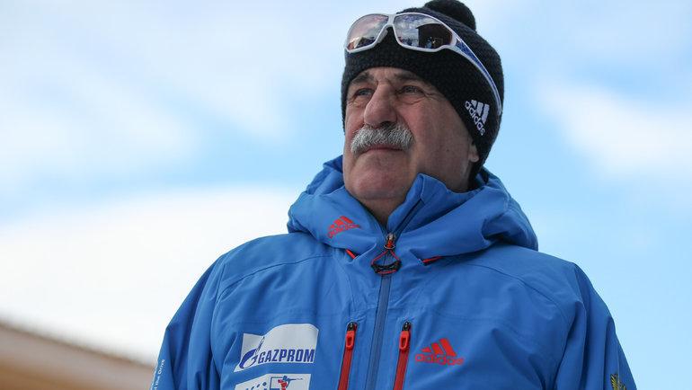 Александр Касперович. Фото СБР.