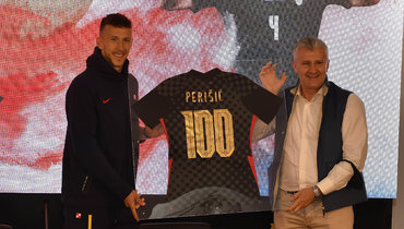 Перишич провел 100-й матч засборную Хорватии