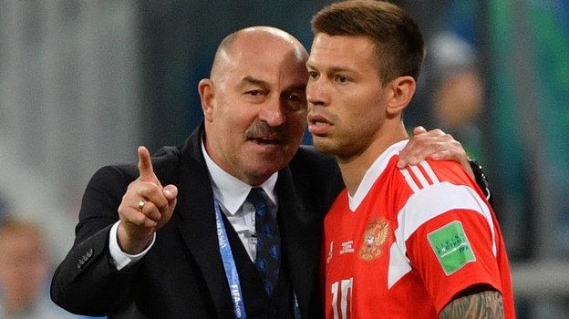 Готовали сборная России кЕвро-2020? Рабинер подводит итоги контрольных матчей ипрогнозирует состав наБельгию
