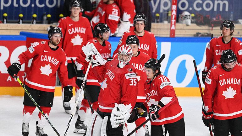 Кто сыграет заКанаду против России? Фото AFP