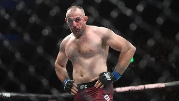Олейник рассказал обультиматуме UFC: «Отказываться отбоя соСпиваком было нельзя»