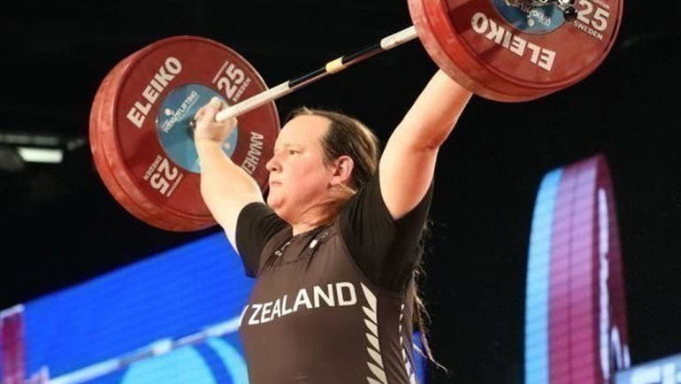 Лорел Хаббард (Новая Зеландия), тяжелая атлетика. Бывший Гэвин Хаббард, сын экс-мэра Окленда. Весит более 130кг. После смены пола в2017-м завоевал серебро чемпионата мира, азатем выиграл Тихоокеанские игры иКубок мира вРиме.