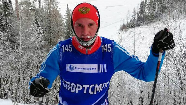 Евгений Сидоров. Фото ВКонтакте