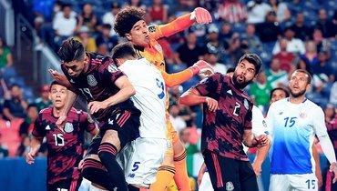 США иМексика вышли вфинал Лиги наций КОНКАКАФ