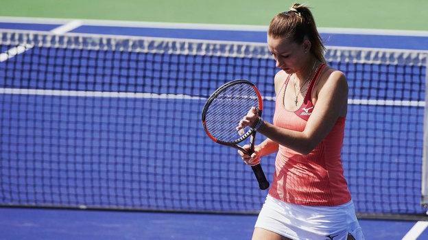 Российской теннисистке Яне Сизиковой грозит наказание задоговорные матчи, «Ролан Гаррос»