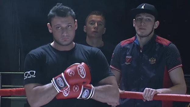Андрей Семенов в углу Гаджи Наврузова.